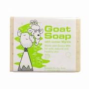 Goat Soap 瘦羊奶皂 柠檬味 100g抗过敏香皂