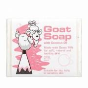 Goat Soap 瘦羊奶皂 椰子味100g抗过敏香皂