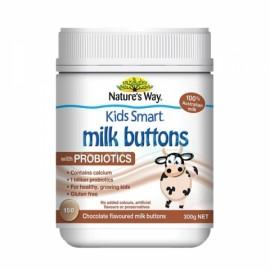 Nature's Way 儿童牛奶咀嚼片巧克力味150粒