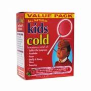 All Natural 儿童棒棒糖 树莓味 10支