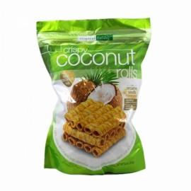 Crispy 芝麻椰子蛋卷营养丰富口感香浓 265g