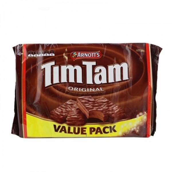 Arnott's TimTam 原味巧克力饼干 超值装 330g