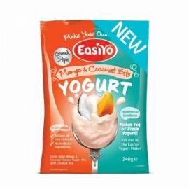 Easiyo 酸奶粉 椰子芒果味丰富营养美味240g