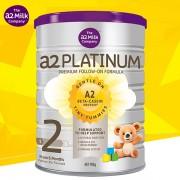 A2 白金婴幼儿配方奶粉 2段 900g